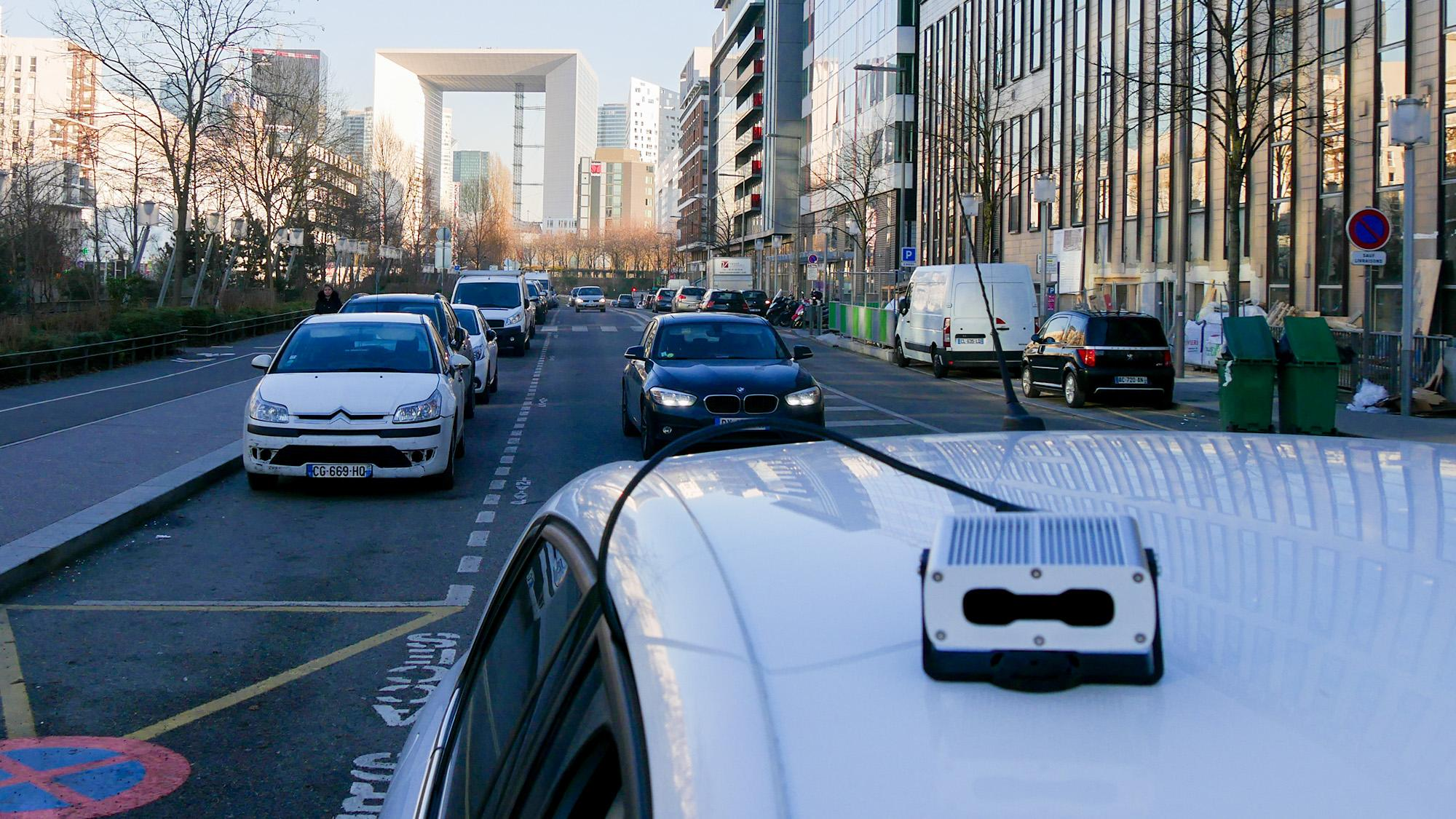 License Plate Recognition applications on Street Security solutions,  explained at Survisiongroup.com