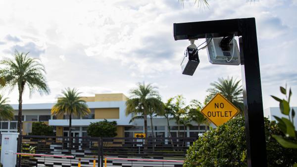 LPR Cameras for Access Control