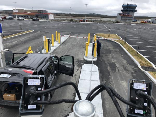 Quebec Rouyn-Noranda Airport