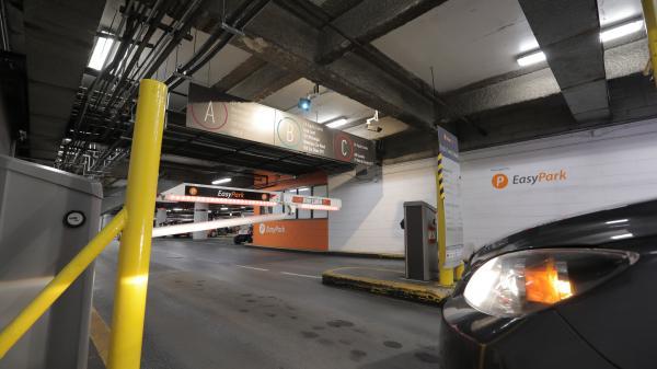 Pacific Centre Parking