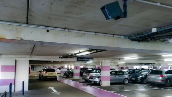 LPR Cameras for Parking